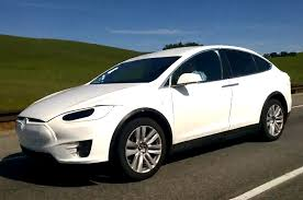 maserati tesla tesla model x crossover spotted testing in california