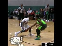 11 years old that has highlights at the bottom of their hair 11 years old lebron james jr summer highlights 2016 youtube