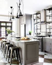 Greige Interiors 1094 Best Kitchens Images On Pinterest Built In Cupboards Built