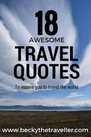 82 best Travel Quotes images on Pinterest
