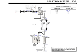 2000 ford expedition starter wiring diagram wiring diagram and