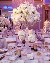 white flower centerpieces wedding centerpiece ideas archives weddings romantique