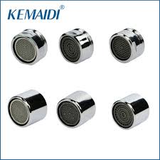 Kitchen Faucet Swivel Aerator by Online Get Cheap Replacement Faucet Aerator Aliexpress Com