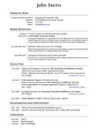 resume for college berathen com
