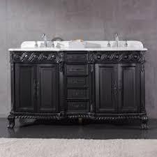 Vanity Outlet Store Casanova 60 Inch Double Sink Vanity With Backsplash Furniture