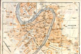 Map Of Verona Italy by Free Maps Of Northern Italy