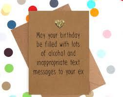 friend birthday card etsy