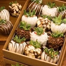 white chocolate dipped strawberries white chocolate covered strawberries fathers day gift ideas