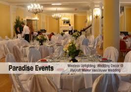 wedding backdrop rental vancouver wedding lighting rental vancouver women s club