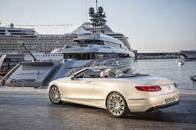 Worlds Most Comfortable Car Meet The New Mercedes Benz S Class Convertible Classy And