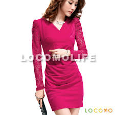 Floral Lace V Neck Ruffle Ruched Sheer Bodycon Dress Pink