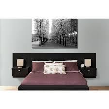 prepac series 9 1 piece black queen bedroom set bhhq 0520 2k the