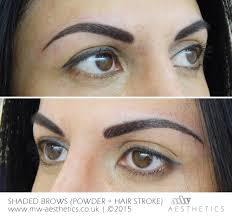 Permanent Makeup Eyebrows Hair Stroke Eyebrow Tattooing U2013 Is It Really Worth It Mw Aesthetics