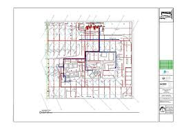 basement fire protection layout sector 2