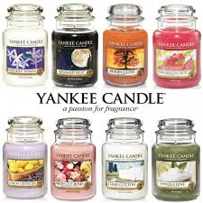 yankee candle scented fragrance candles classic luxury large 22oz