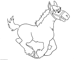 baby horse coloring pages bebo pandco