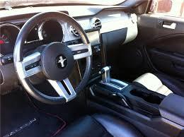 2005 ford mustang gt interior 2005 ford mustang gt custom fastback 174507