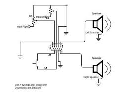 speaker wiring diagram dell questions u0026 answers with pictures