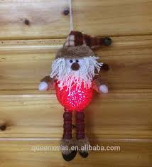 Lighted Santa And Reindeer Outdoor by Lighted Reindeer Christmas Decoration Lighted Reindeer Christmas