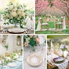 wedding table decor pictures stunning spring wedding table decorations chic vintage brides