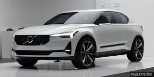 volvo trucks introducing the volvo concept truck featuring a volvo v40 hatch to rival the a class to get 250 ps 400 nm plug