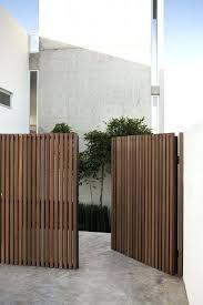 Backyard Gate Ideas Attractive Wooden Front Gate Designs 17 Best Ideas About Wooden