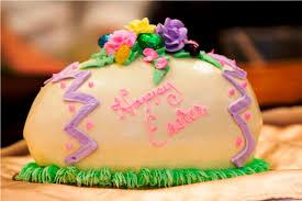 easter egg cake u2013 the casual gourmet