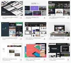 500 best free responsive html5 css3 website templates