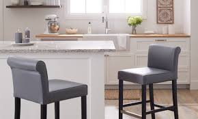 Best Counter Stools | the 3 best counter stool upholstery materials overstock com
