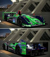 peugeot car garage pescarolo sport courage c60 peugeot u002703 by gt6 garage on deviantart