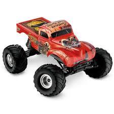 rc monster jam trucks captain s curse monster jam electric rtr rc truck