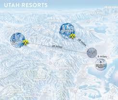 Park City Utah Map Spring Skiing In Utah Flying Out Of Park City And Snowbird