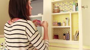 glam up your medicine cabinet how tos diy