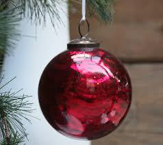 ornaments vintage glass ornaments large