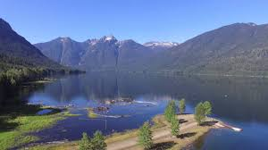 Haskins Valley Campground Ross Lake From The Canadian Side Part One Youtube