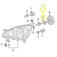 honda crv headlight replacement 2001 honda crv headlight bulb car insurance info