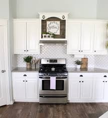 How To Decorate A Kitchen Counter by Springtime Home Tour Kitchen And Nook Cotton Stem