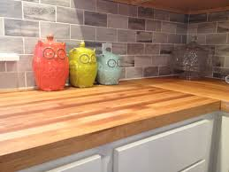 how to install butcher block countertops my take on butcher block countertops