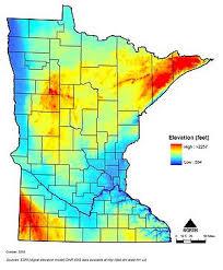 minnesota topographic map 29 amazing minnesota state land map afputra com