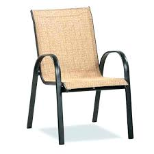 Stackable Sling Patio Chairs Stack Sling Patio Chair For Chaise Lounges 19 Stackable