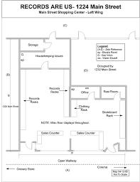 Beverly Hills Supper Club Floor Plan Fire Tactics Pre Incident Intelligence Egress