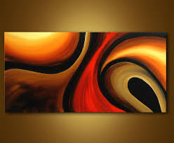 abstract handmade painting modern contemporary abstract painting modern painting 3684