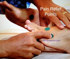 Foot Pain Map Pain Relief Acupressure Foot Points Lv 3 U0026 Gb 41 Acupressure Points