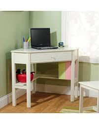 White Corner Workstation Desk Deals On Simple Living Antique White Wood Corner Computer Desk