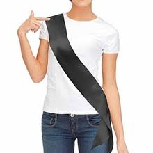 blank sashes buy blank sashes and get free shipping on aliexpress