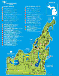 Oregon Wine Country Map by Wineries Of Traverse City Leelanau U0026 Old Mission Peninsula