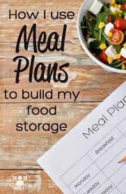 build a better pantry how i use meal plans to help me prepare