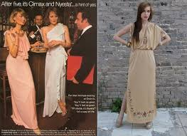 vintage dress 70 s slinky 15 ways you can own 70s dresses
