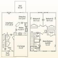 Georgetown Floor Plan Georgetown Crossing In Mechanicsburg Triple Crown Corporation