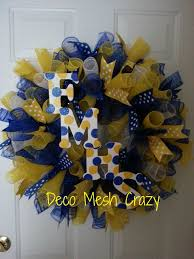 12 best high school wreaths images on school wreaths